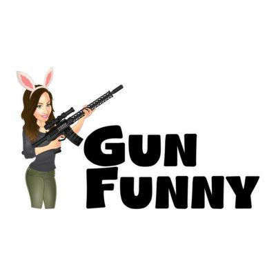 Gun Funny Logo